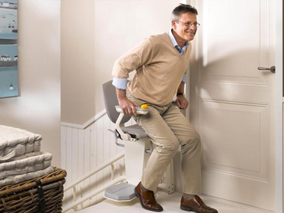 stairlifts bristol by Pearce Bros Stairlifts